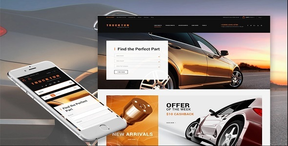 Cars Relax - Car Rental HTML Website Template - Site Templates  TFx Lou Orson