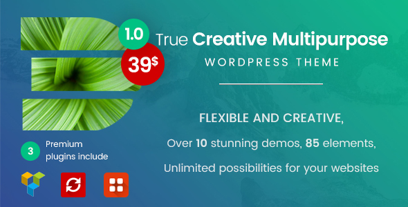 Doyle - Creative Multipurpose WordPress Theme - Portfolio Creative TFx Ronald Haruka