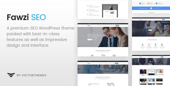 Fawzi - WordPress Theme for Marketing - Marketing Corporate TFx Edvard Geronimo