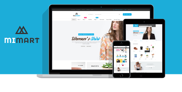 Mimart – Multipurpose WooCommerce WordPress Theme – WooCommerce eCommerce TFx Camron Montgomery