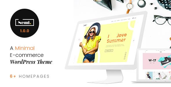 Nemi - Multi Store Responsive WordPress Theme - WooCommerce eCommerce TFx Braiden Wenceslaus
