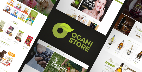 Ogani – Organic, Food, Pet, Alcohol, Cosmetics Responsive Opencart Theme – Health & Beauty OpenCart TFx Isamu Val