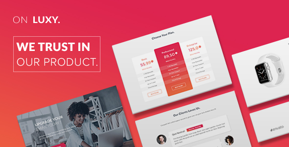 On Luxy - Responsive Email Template With Stampready Online Builder 30+ Modules - Email Templates Marketing TFx Leroi Walt