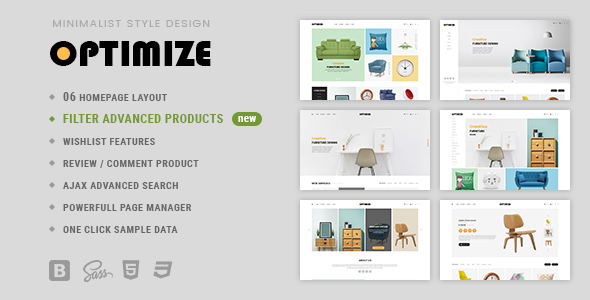 Optimize – Minimalist, Facilitate Responsive PrestaShop 1.7 Theme For Furniture, Decor, Interior – PrestaShop eCommerce TFx Aston Jeff