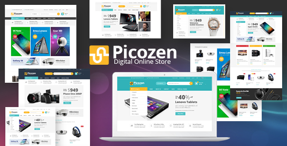 Picozen – Responsive Magento 2 Theme – Technology Magento TFx Forrest Kevin