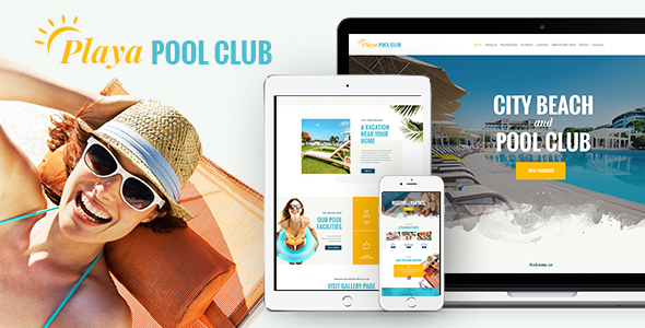 Playa | City Beach & Pool Club Theme – Entertainment WordPress TFx Temple Wickaninnish