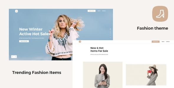 fashion – Fashion Retail TFx LandingPages Elwyn Kevork