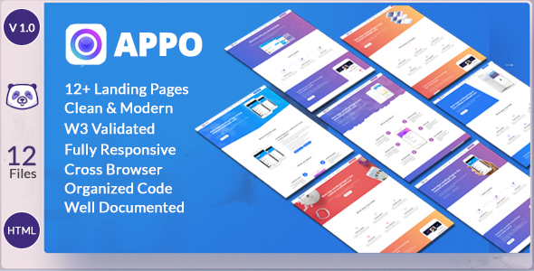Appo App Landing Page            TFx Kristopher Cameron