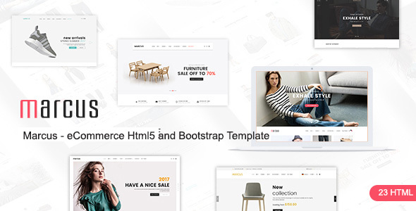 Marcus - Multipurpose WooCommerce and Magento HTML5 and Bootstrap Template            TFx Jaydon Gordon
