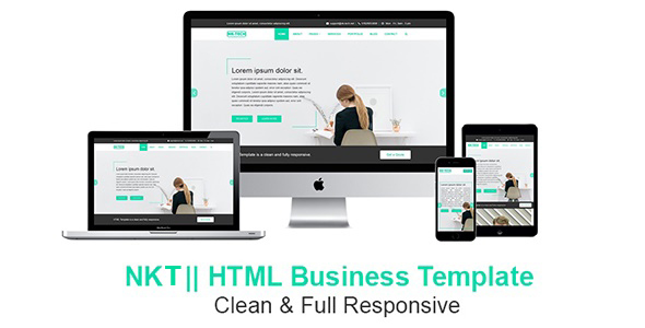 NKT – HTML Business Template            TFx Timmy Tod