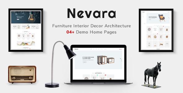 Nevara - Furniture Theme for WooCommerce WordPress            TFx Kichirou Vere