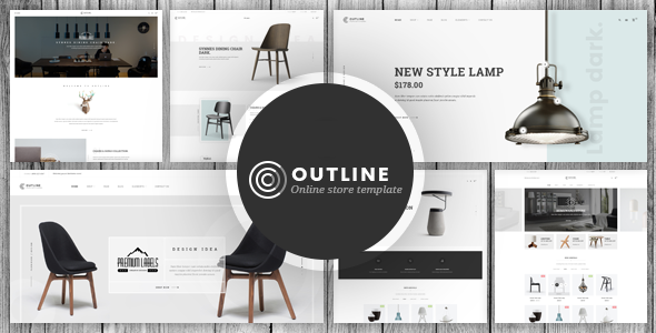 Outline – Responsive Furniture Opencart 3.x Theme            TFx Cletis Damion