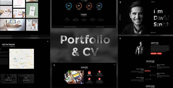 Portfolio And CV            TFx Dick Rafferty