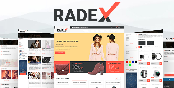 RADEX Multipupose Opencart Theme            TFx Juvenal Max