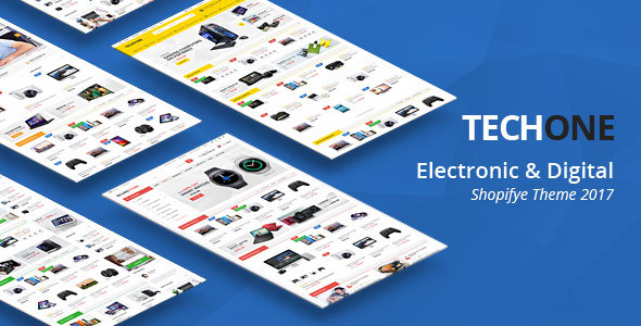 TechOne -  Multipurpose Shopify Theme            TFx Jaxon Darin