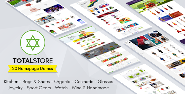 TotalStore - All in One Niche Store eCommerce Prestashop Template V1.7            TFx Amery Ezra