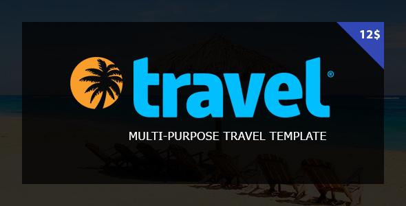 Travel Tour - Tour Booking, HTML5 Template - Travel Retail TFx Julian Kuro