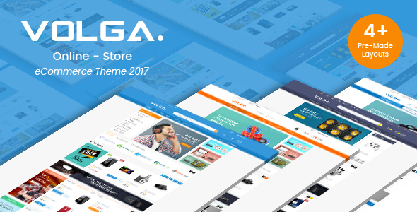 Volga – MegaShop Responsive Opencart 2.3 & 3.x Theme            TFx Frederick Phillip