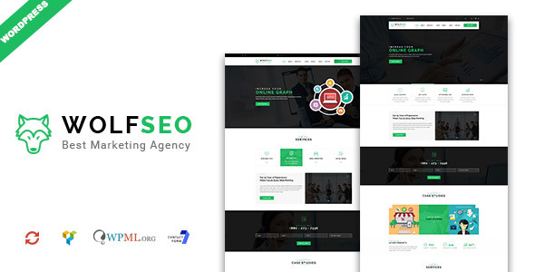 WOLFSEO - Digital Marketing Agency WordPress Theme            TFx Constant Alf