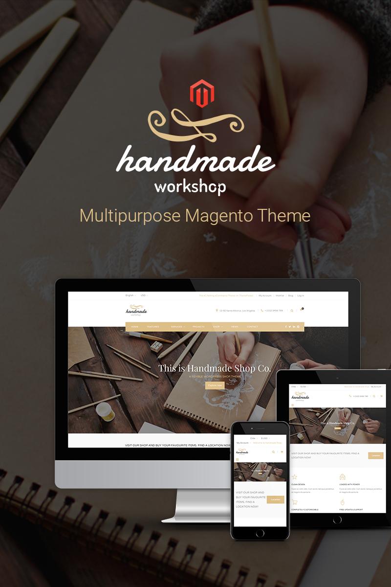 Handmade Responsive 2 & 1 Magento Theme TMT Daly Bartholomew