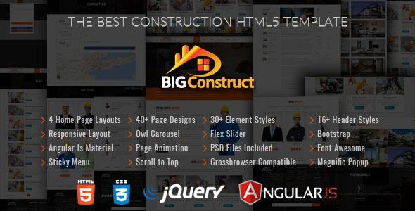 Big Construct - Construction Building Company            TFx Hannibal Aloysius