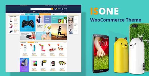 IsOne -  WooCommerce WordPress Theme            TFx Casimir Samuel