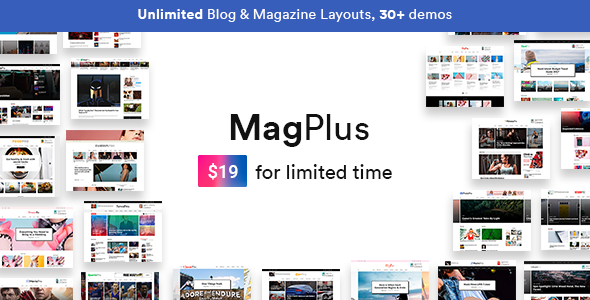MagPlus - Blog & Magazine WordPress Theme            TFx Newton Brett