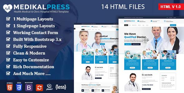 MedikalPress - Health Medical Dental            TFx Neal Curt