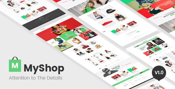 MyShop - Multipurpose Shopify theme            TFx Rahman Silvester