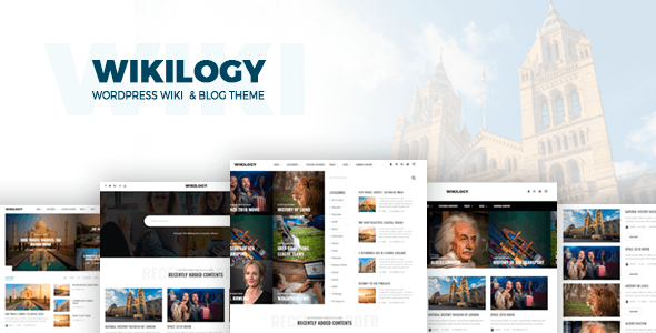 Wikilogy - Blog & Wiki WordPress Theme            TFx Thaddeus Jaycob