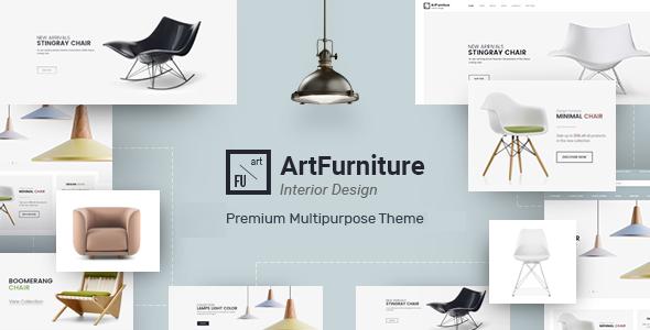 ArtFurniture - Responsive Prestashop Theme            TFx Paden Chuck