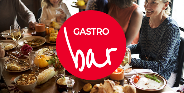 GastroBar - A Multi-concept Theme for Restaurants, Bars, and Pubs            TFx Johnie Alpha
