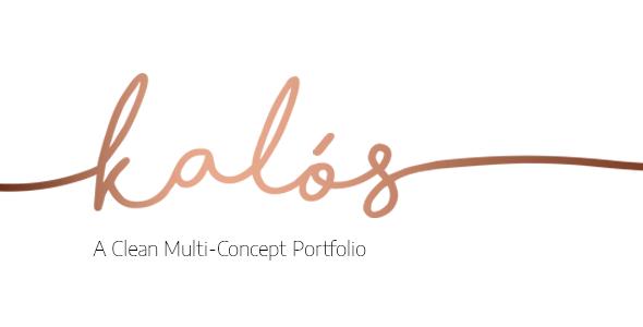 Kalόs - A Clean Multi-Concept Portfolio Theme            TFx Jackson Merton