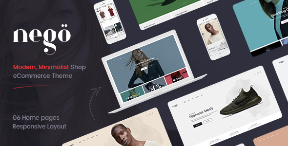Nego - Fashion and Furniture Theme for WooCommerce WordPress            TFx Buck Hachiro