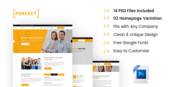PERFECT - Multipurpose PSD Template            TFx Inti Mansel