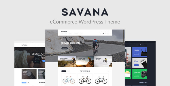 Savana - Multi Concept Responsive eCommerce WordPress Theme            TFx Otis Egbert