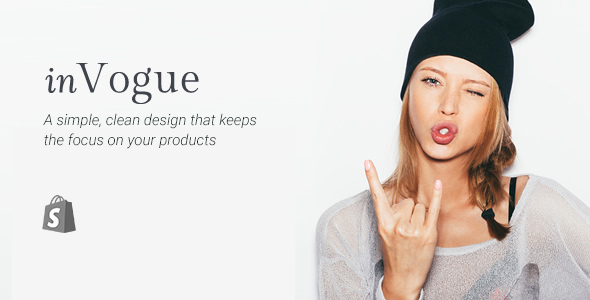 Shopify Fashion Theme - InVogue            TFx Rahman Bryn