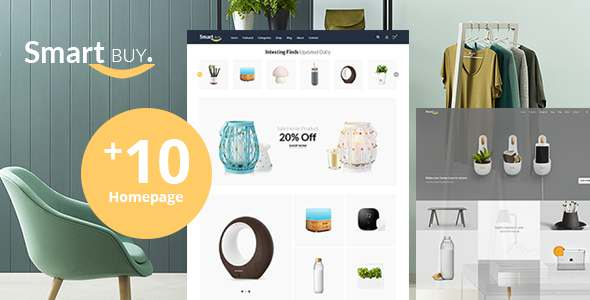 Smartbuy - eCommerce Psd Template            TFx Asher Craig
