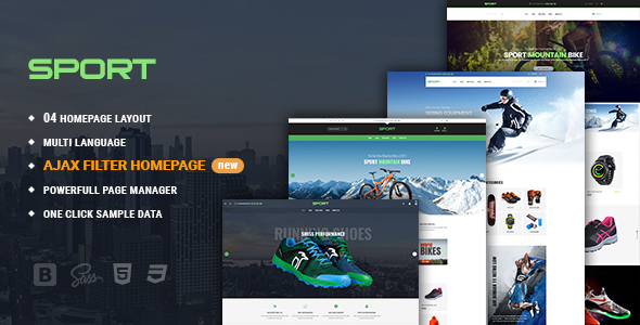 Sport - Facilitate Responsive PrestaShop 1.7 Theme For Sportswear            TFx Ace Quinn
