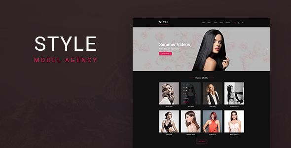 Style - Directory Template for Models and Actors            TFx Frazier Quanah