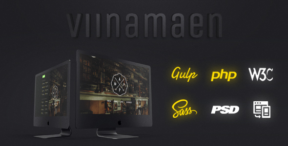 Viinamaen – Responsive Template for Beer Pub            TFx Ormonde Ryley