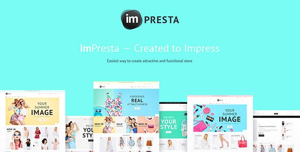 imPresta - Multipurpose PrestaShop Theme            TFx Mansur Roderick
