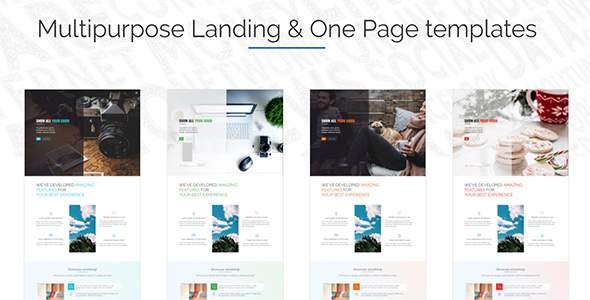 Air Multi Purpose Landing & One Page website            TFx Austin Norm