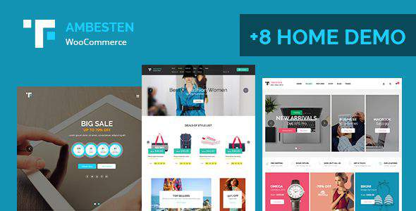 Ambesten – WooCommerce WordPress Theme            TFx Patton David