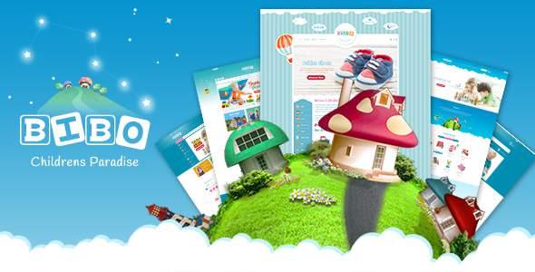 BiboMart –  Baby & Kids Store Prestashop 1.7 Theme            TFx Sylvester Algar