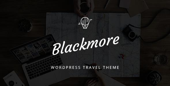 Blackmore - Responsive WordPress Blog / Magazine Theme            TFx Steve Clinton