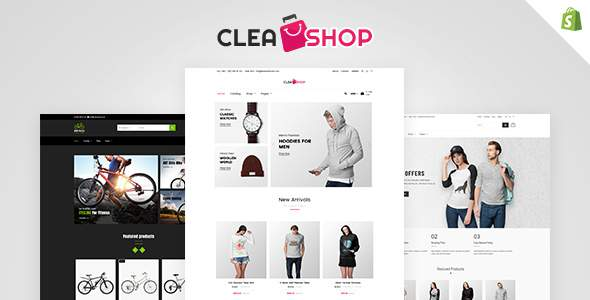 Clean Shop - Multipurpose Shopify Theme            TFx Elton Jody