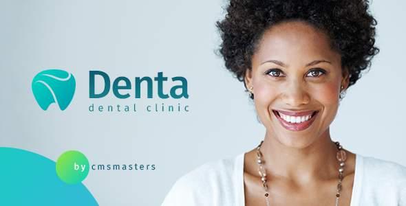 Denta - Dental Clinic WP Theme            TFx Drake Frederick