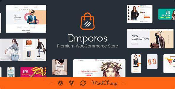 Emporos - Responsive WooCommerce Theme            TFx Lothair Giles