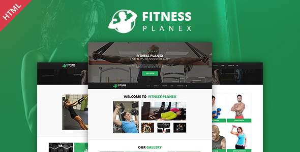 Fitness Trainer – GYM & Yoga Multi Purpose HTML Template by WebPlanex            TFx Booker Zackary